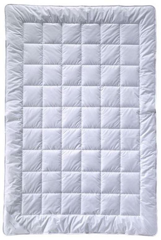 POPLUN CJELOGODIŠNJI - bijela, Basics, tekstil (135-140/200cm) - Billerbeck