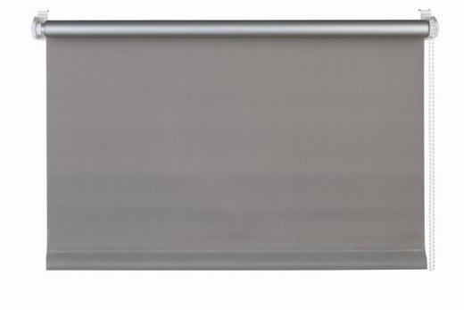 ROLLO  blickdicht   75/160 cm - Grau, Design, Textil (75/160cm) - Homeware