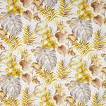 DEKOSTOFF per lfm blickdicht - Gelb, Design, Textil (140cm) - Esposa