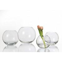 VASE 13 cm - Klar, Basics, Glas (13cm) - Leonardo