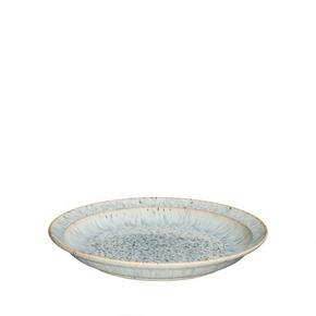 DJUP TALLRIK - vit/grå, Basics, keramik (18,5cm) - Denby