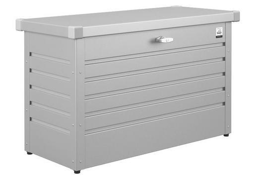 KISSENBOX - Silberfarben, Basics, Metall (101/46/61cm)