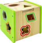 MOTORIKSPIEL - Multicolor, Basics, Holz (15/15/15cm) - My Baby Lou
