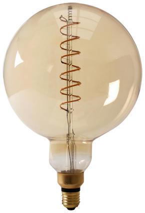 LED - guldfärgad, Basics, glas (20  cm) - Calex