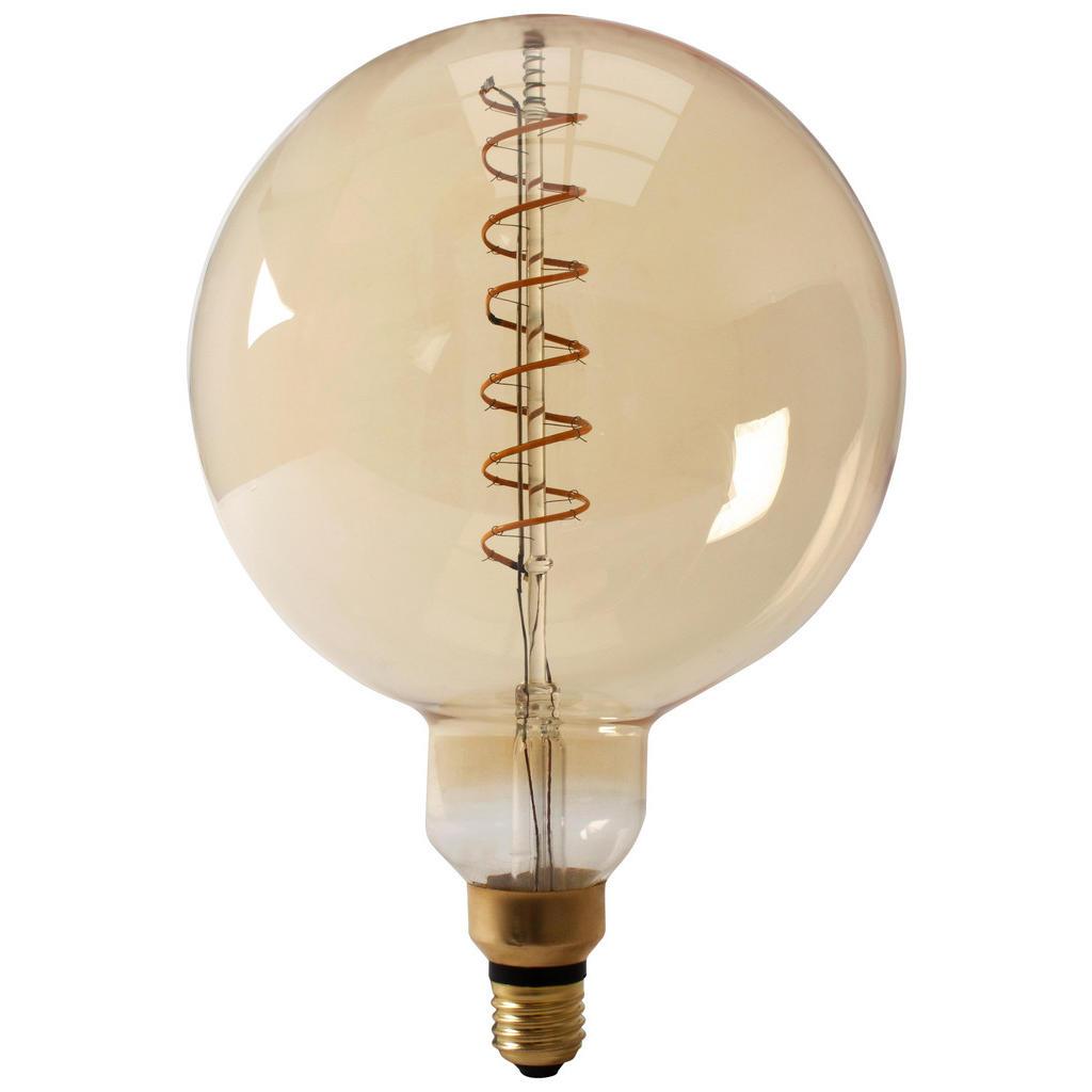 XXXL LED-LEUCHTMITTEL E27 4 W, Gold