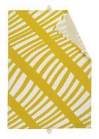 GESCHIRRTUCH - Gelb, Basics, Textil (50/70cm) - Linum