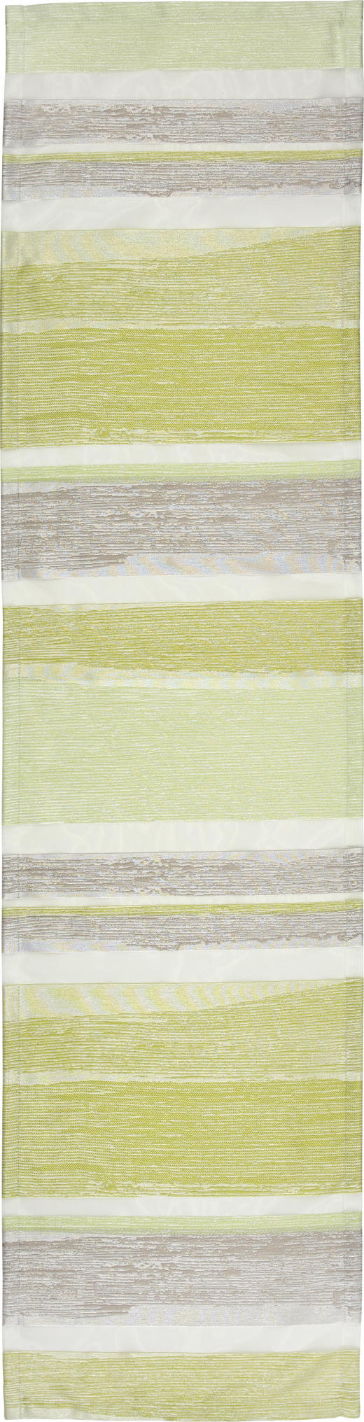 TISCHLÄUFER 45/165 cm - Grün, Design, Textil (45/165cm) - Novel