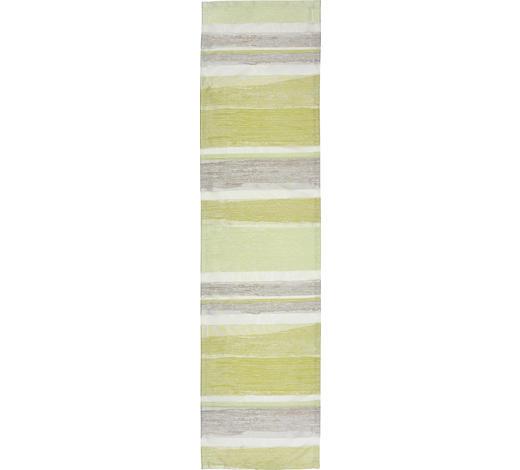 UBRUS 'BĚHOUN' NA STŮL, 45/165 cm, zelená - zelená, Design, textil (45/165cm) - Novel