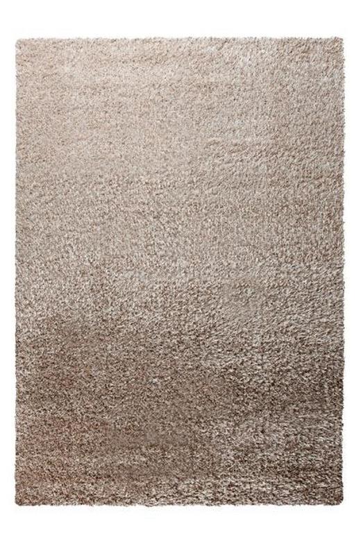 HOCHFLORTEPPICH  133/200 cm  gewebt  Sandfarben - Sandfarben, Basics, Textil (133/200cm) - Esprit