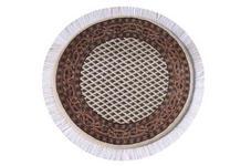 ORIENTTEPPICH   - Creme/Braun, LIFESTYLE, Textil (150cm) - Esposa