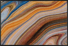 FUßMATTE 50/75 cm Graphik Multicolor  - Multicolor, Kunststoff/Textil (50/75cm) - Esposa