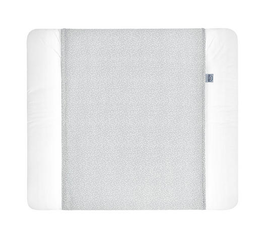 WICKELAUFLAGENBEZUG - Grau, Basics, Textil (54/150cm) - Zöllner