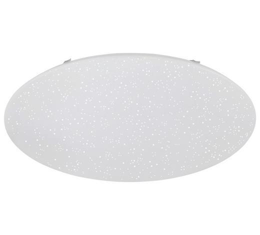 LED SVJETILJKA STROPNA - bijela, Design, metal/plastika (77/14cm)