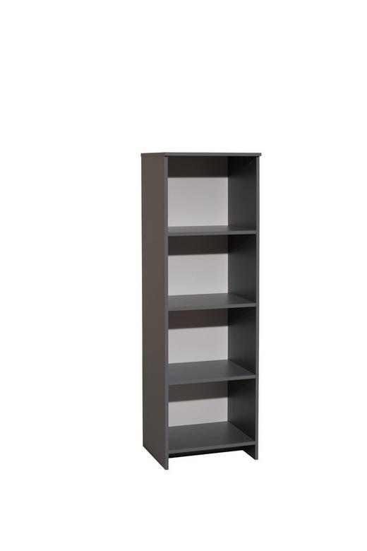 BABYREGAL CORINN - Grau, Trend, Holz/Holzwerkstoff (48,3/150,3/39,6cm) - My Baby Lou