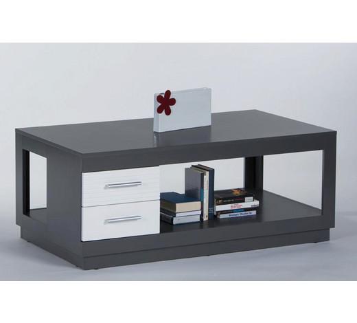 couchtisch rechteckig grau wei online kaufen xxxlutz. Black Bedroom Furniture Sets. Home Design Ideas