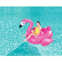 SCHWIMMTIER FLAMINGO RIDER - Pink, KONVENTIONELL, Kunststoff (127/152/175cm) - Bestway