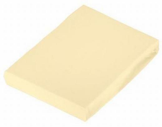 PLAHTA S GUMICOM - žuta, Konvencionalno, tekstil (150/200cm) - SCHLAFGUT