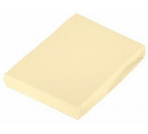 PLAHTA S GUMICOM - žuta, Konvencionalno, tekstil (180/200cm) - Schlafgut