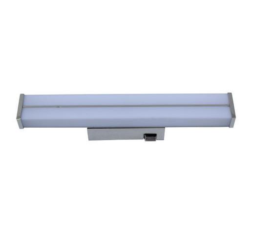 LED-WANDLEUCHTE   - KONVENTIONELL, Kunststoff/Metall (40/6,5/7,5cm) - Celina