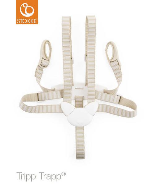 Tripp Trapp Haltegurt - Beige, Basics, Kunststoff/Textil - Stokke