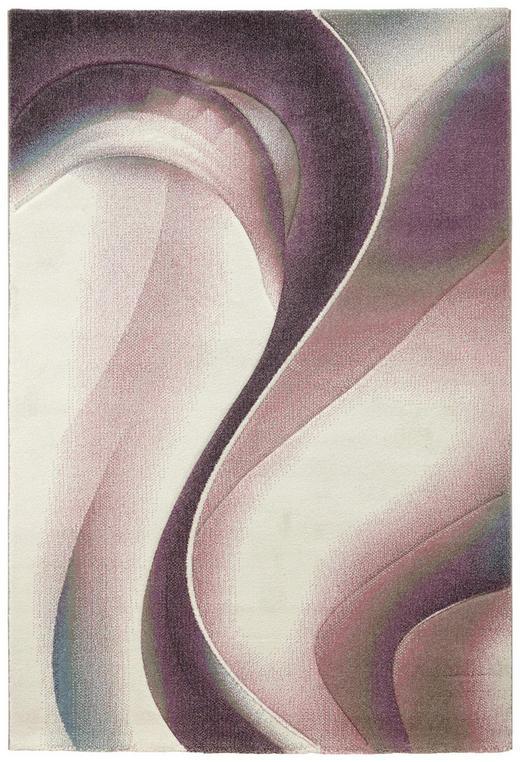 TKANA PREPROGA ROSA DIAMOND - pastelno roza, Design, tekstil (80/150cm) - Novel