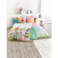 POSTELJINA - višebojno, Design, tekstil (135/200cm) - NOVEL
