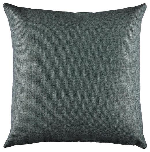 ZIERKISSEN Uni - Olivgrün, KONVENTIONELL, Textil (45/45cm) - Amatio