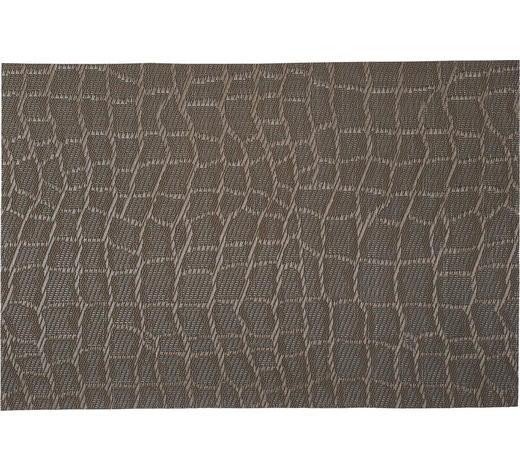 TISCHSET 30/45 cm Kunststoff  - Braun, Basics, Kunststoff (30/45cm) - Ritzenhoff Breker