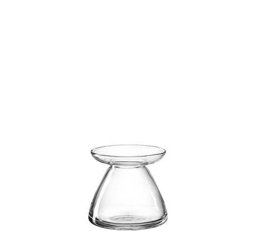 KERZENHALTER - Transparent, Basics, Glas (12cm)