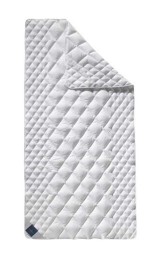 PODLOGA ZA MADRAC - bijela, Konvencionalno, tekstil/krzno (90/200/cm) - Billerbeck