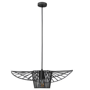 TAKLAMPA - svart, Lifestyle, metall (70/63/150cm) - Marama