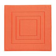 KOPALNIŠKA PREPROGA FEELING - rdeča, Konvencionalno, tekstil (60/60cm) - Vossen