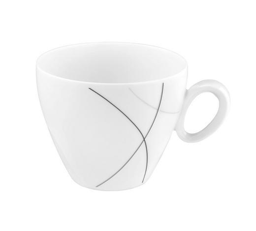 ESPRESSOTASSE 90 ml - Schwarz/Grau, Basics, Keramik (0,09l) - Seltmann Weiden