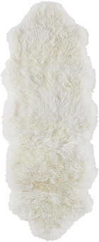 OVČJE KRZNO - bijela, Lifestyle, tekstil (45/130cm) - Linea Natura