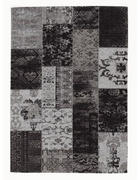 VINTAGE-TEPPICH - Grau, LIFESTYLE, Textil (40/60cm) - Novel