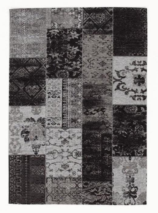 VINTAGE-TEPPICH  40/60 cm  Grau - Grau, LIFESTYLE, Textil (40/60cm) - Novel