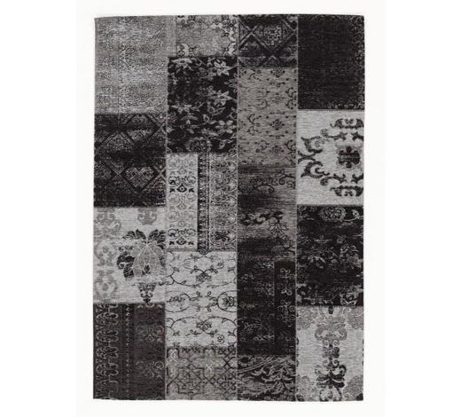 VINTAGE-TEPPICH - Grau, LIFESTYLE, Textil (70/140cm) - Novel