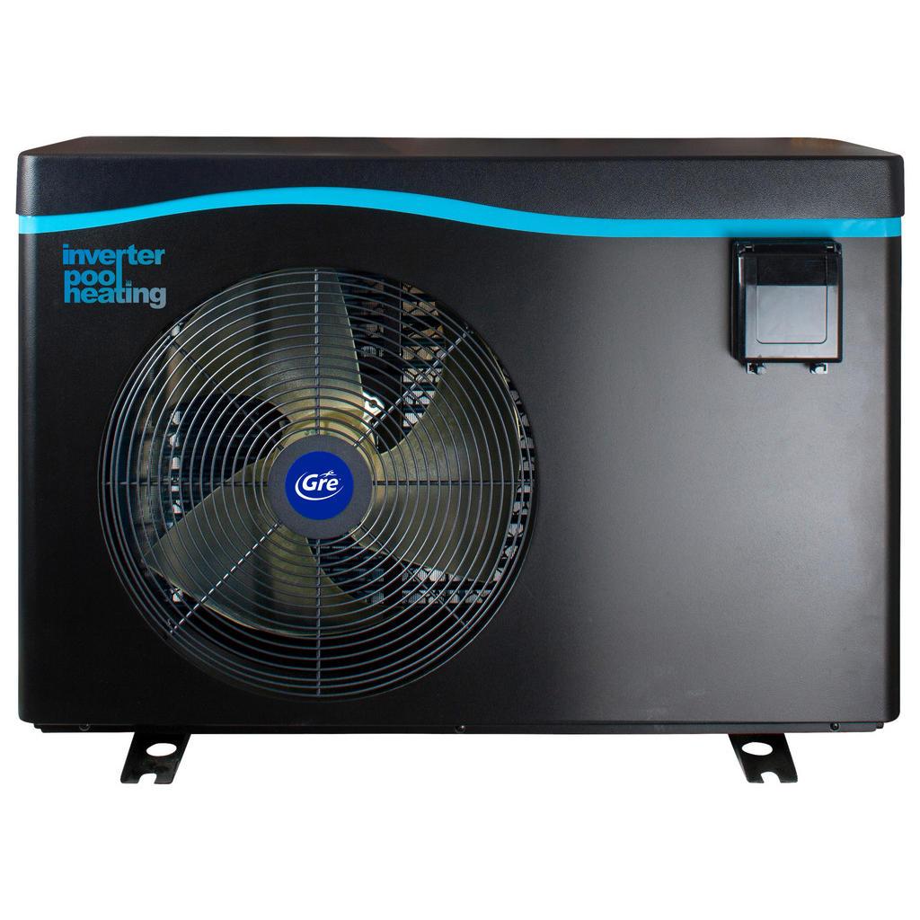 XXXLutz Wärmepumpe hpgi50 grau