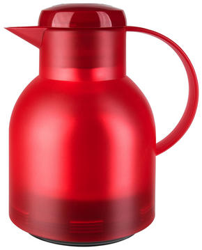 TERMOS - röd, Design, metall/plast (1l) - Tefal