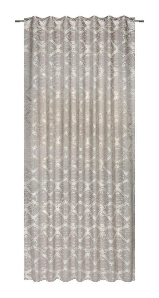FERTIGVORHANG  blickdicht  140/245 cm - Grau, Design, Textil (140/245cm) - Esposa
