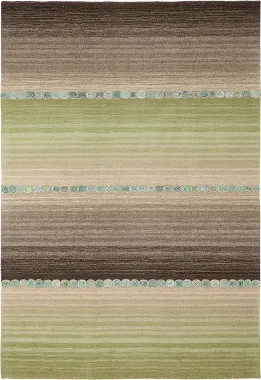 ORIENTTEPPICH - Grau/Grün, KONVENTIONELL, Weitere Naturmaterialien (120/180cm) - Esposa