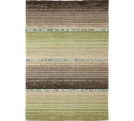 ORIENTTEPPICH 60/90 cm - Grau/Grün, KONVENTIONELL, Weitere Naturmaterialien (60/90cm) - Esposa