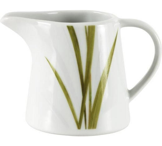 MILCHKÄNNCHEN 150 ml - Weiß/Grün, KONVENTIONELL (7/7/7cm) - Ritzenhoff Breker