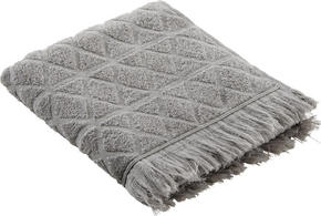 HANDDUK - silver, Design, textil (50/90cm) - Esposa