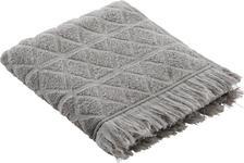 HANDTUCH 50/90 cm - Silberfarben, Design, Textil (50/90cm) - Esposa