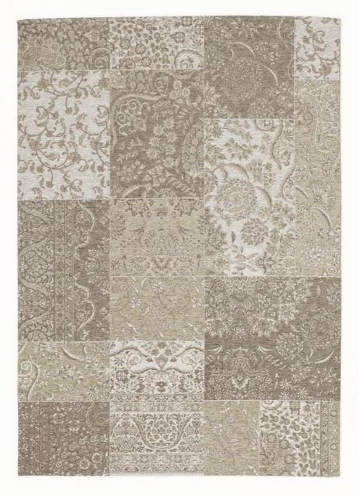 FLACHWEBETEPPICH  40/60 cm  Beige - Beige, Basics, Textil (40/60cm) - Novel