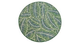 TEPPICH   Grün - Grün, Trend, Weitere Naturmaterialien (120cm)