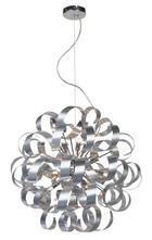 LED-HÄNGELEUCHTE - Chromfarben, Design, Metall (60/180cm) - Ambiente