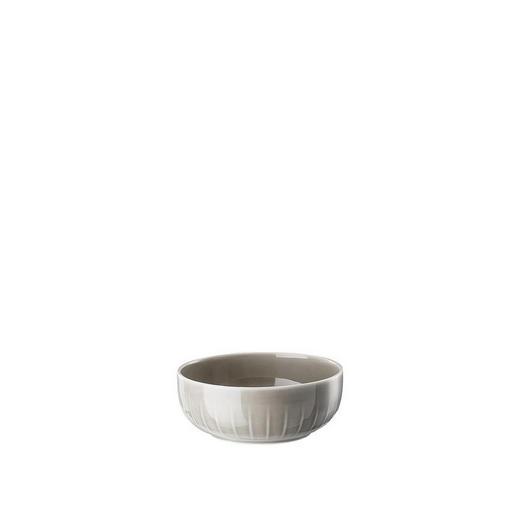 SCHALE Porzellan - Grau, Basics (12/5cm)