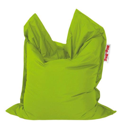 SITZSACK in Grün Textil - Grün, Design, Textil (130/170cm)